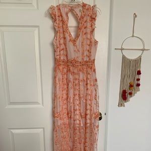 Maxi dress from Altar'd state